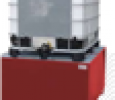 Wanny ociekowe na zbiorniki KTC / IBC 1000 L